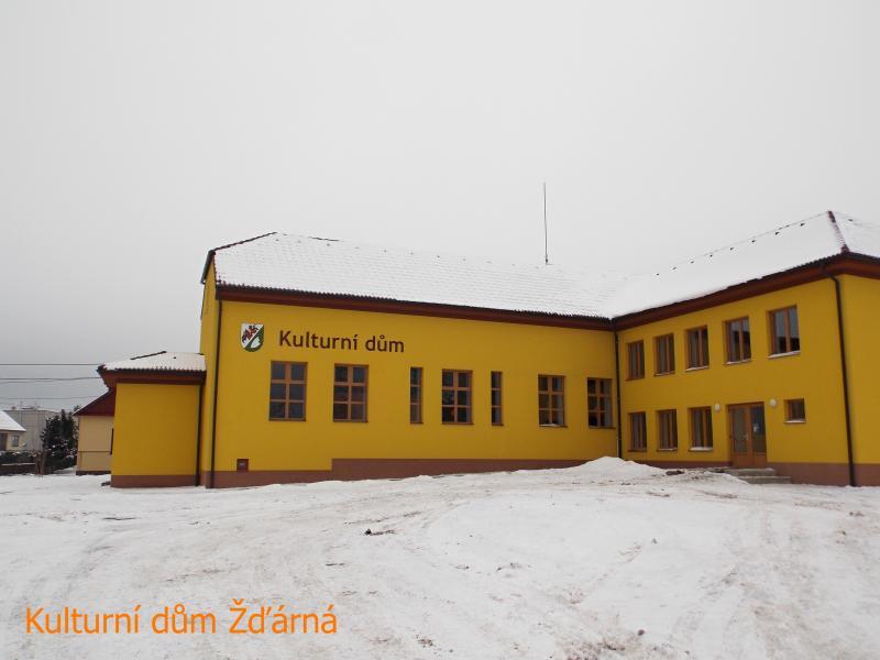 Kulturní dům Žďárná 1