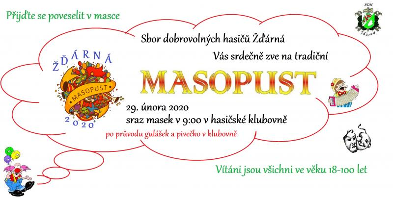 masopust 2020